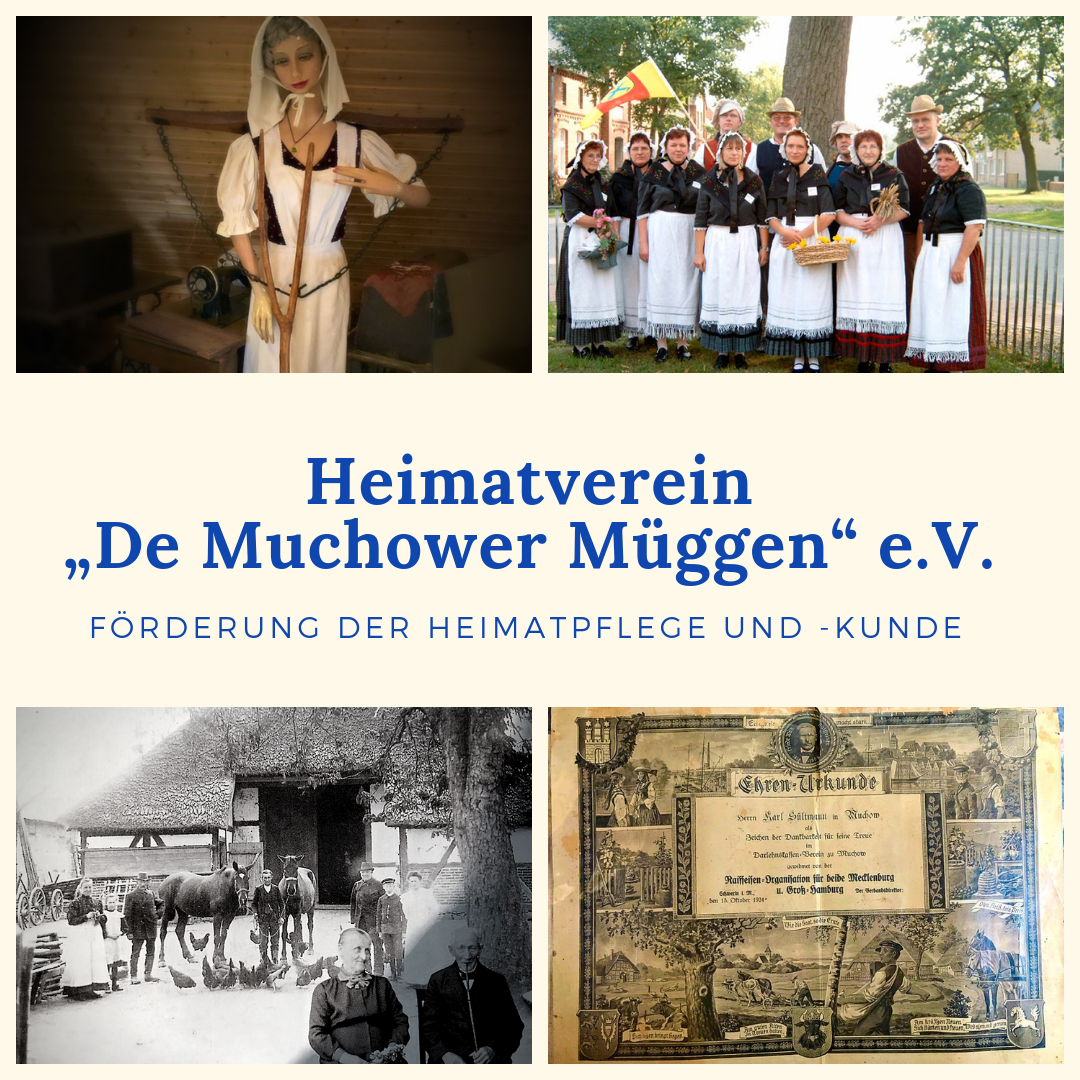 "Heimatverein ""De Muchower Müggen"" e.V."