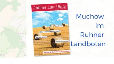 Muchow im Ruhner Landboten