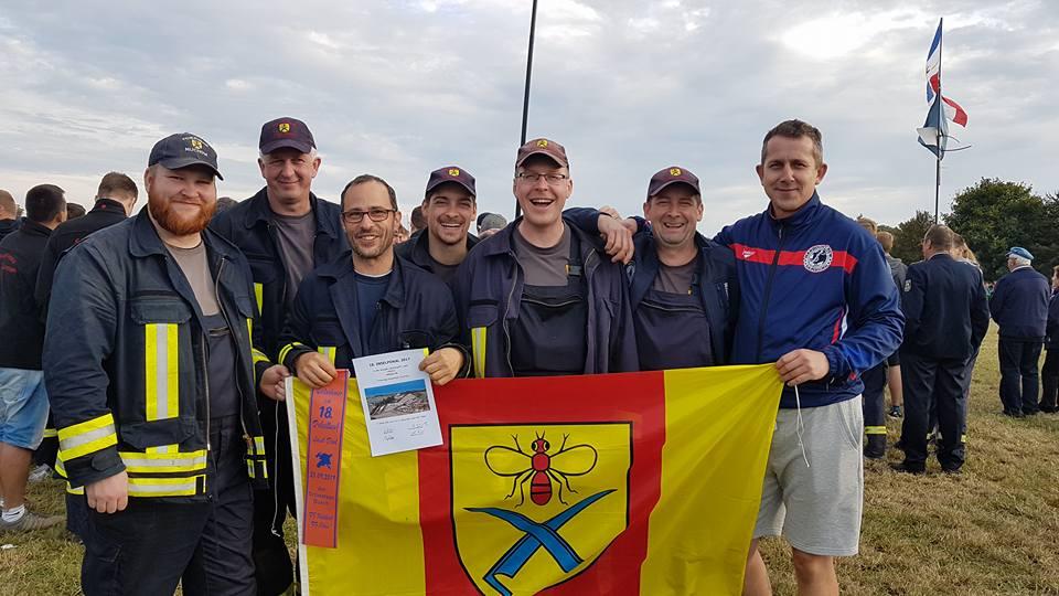 Freiwillige Feuerwehr in Muchow - Amtsausscheid in Brunow 2017
