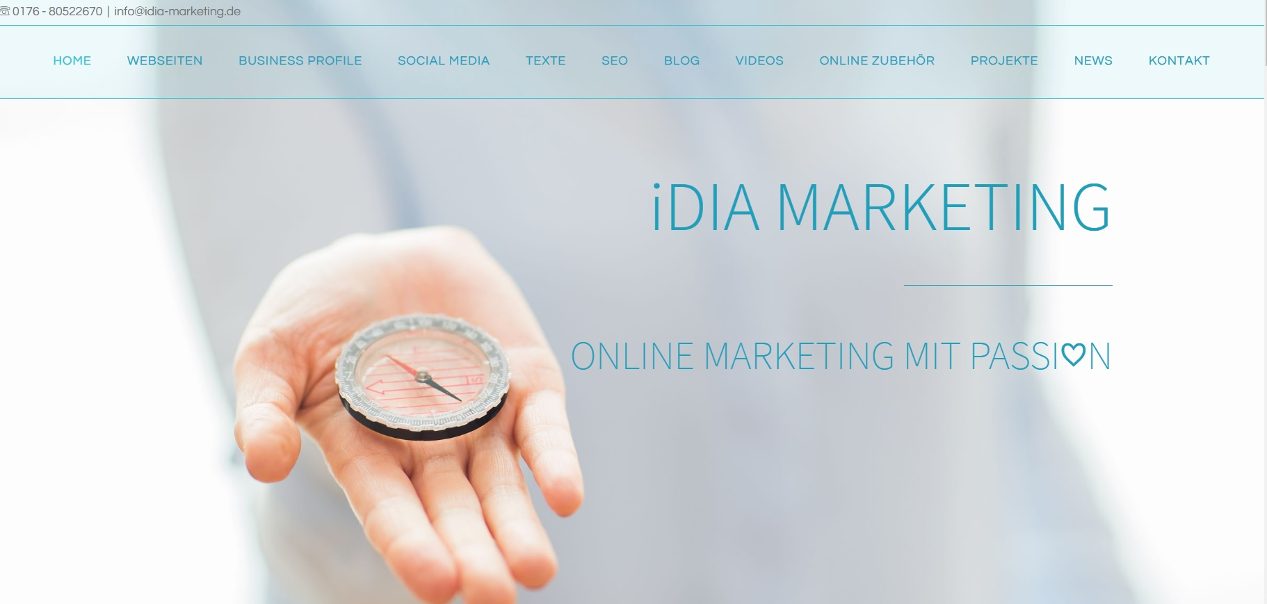 iDIA Marketing Agentur Muchow Mecklenburg