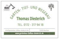 Thomas Diederich - Tiefbau Gartenbau Wegebau in Muchow